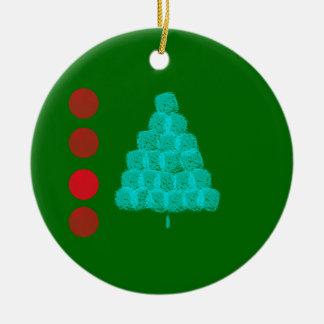 Christmas Tree Christmas Ornaments Contemporary