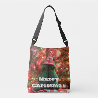 Christmas Tree Christmas Tote Bag