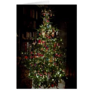 Christmas Tree Classic Greeting Card