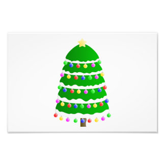 Christmas tree clip art art photo