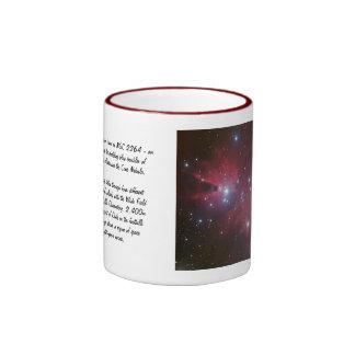 Christmas Tree Cluster - NGC 2264 Coffee Mug