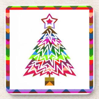Christmas Tree Coaster