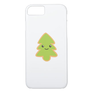 Christmas Tree Cookie iPhone 8/7 Case