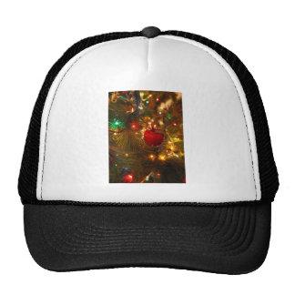 Christmas Tree Decoration Trucker Hat
