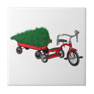christmas tree delivery ceramic tile