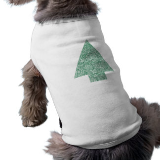 Christmas Tree Doggie Shirt