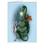 Christmas Tree Fantasy Card