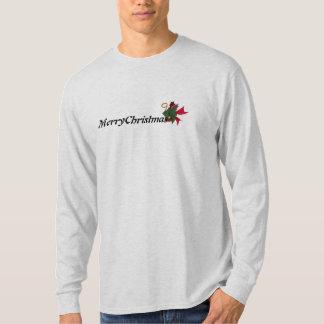 Christmas Tree Fish Sweatshirt