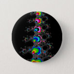 Christmas tree - Fractral Button