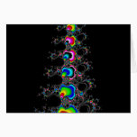 Christmas tree - Fractral Card