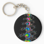 Christmas tree - Fractral Keychain