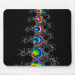 Christmas tree - Fractral Mouse Pad