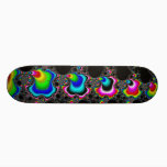 Christmas tree - Fractral Skateboard Deck