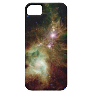 Christmas Tree Galaxy iPhone SE/5/5s Case