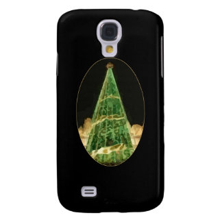 Christmas Tree Galaxy S4 Case