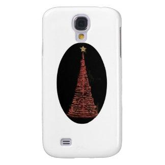 Christmas Tree Galaxy S4 Cases