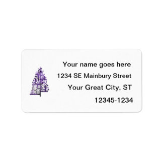 Christmas tree green of shapes mottled purple.png labels