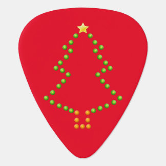 Guitar Christmas Tree Gifts on Zazzle