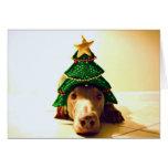 Christmas Tree Head Cards
