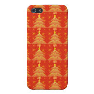 Christmas tree, holiday iPhone 5 cover