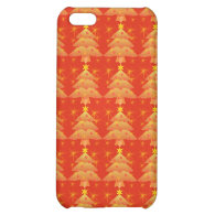 Christmas tree, holiday iPhone 5C cover