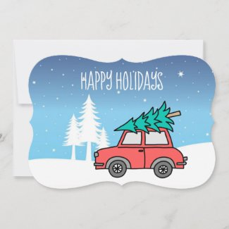 Christmas Tree Holidays Matte 5