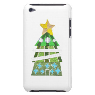Christmas Tree Hotel 4th Generation I-Pod Case