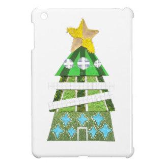 Christmas Tree Hotel I-Pad Mini Back iPad Mini Cases