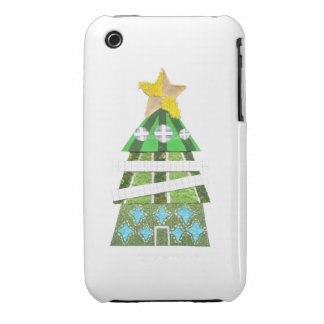 Christmas Tree Hotel I-Phone 3G/3GS Case