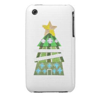Christmas Tree Hotel I-Phone 3G/3GS Case