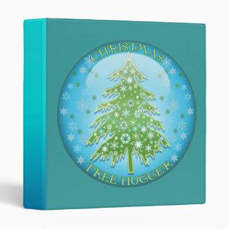 Christmas Tree Hugger Binder