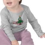 Christmas Tree Hugger Shirts