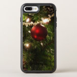 Christmas Tree I Holiday Pretty Green and Red OtterBox Symmetry iPhone 8 Plus/7 Plus Case