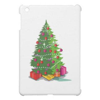 Christmas tree iPad mini cases
