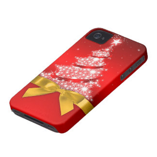 Christmas Tree iPhone 4/4S Case-Mate Barely There