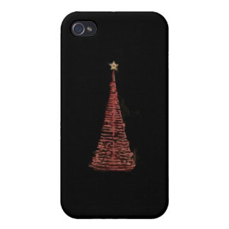 Christmas Tree iPhone 4/4S Covers