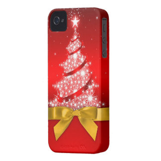 Christmas Tree iPhone 4 ID Case-Mate iPhone 4 Cases