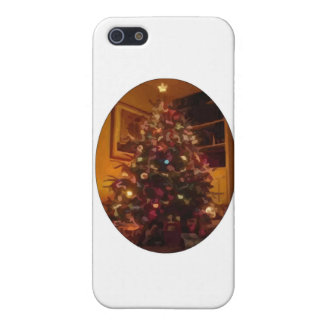 Christmas Tree iPhone 5 Covers