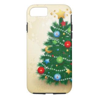 Christmas tree, iPhone 7 case