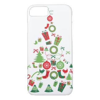 Christmas Tree iPhone 8/7 Case