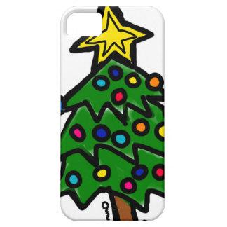 Christmas Tree iPhone SE/5/5s Case