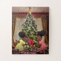 Christmas Tree Jigsaw Puzzle