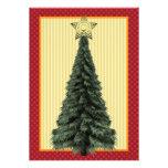 Christmas Tree Jolly Holiday Party Invitation