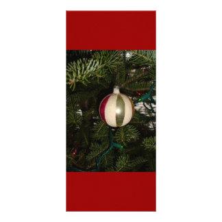 Christmas Tree Joy Full Color Rack Card