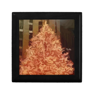 Christmas Tree Keepsake Box