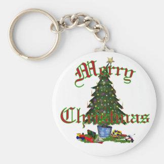 Christmas Tree Key Chain