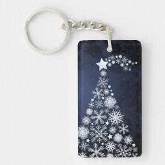 Christmas tree, keychain