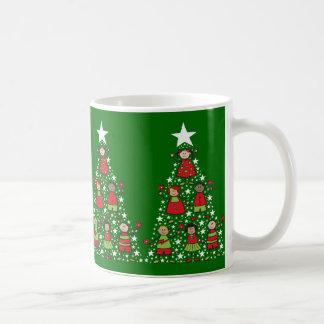Christmas Tree Kids Holiday Gift Mug