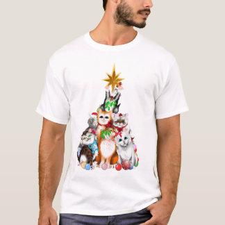 *Christmas Tree Kittens T-Shirt