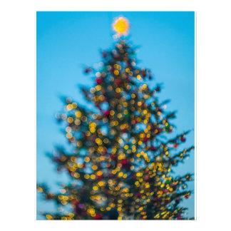 Christmas Tree Letterhead